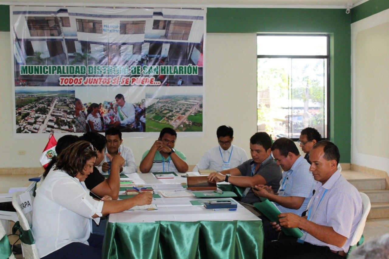 Sesión Descentralizado del Instituto Vial Provincial Municipal