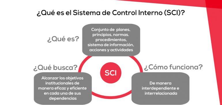 Importancia del SCI en las Entidades Publicas