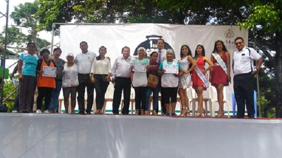 Festival Gastronómico para Reducir la Anemia en Picota