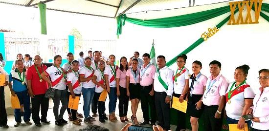Medalla Cívica de la Ciudad para Nuestras Campeonas